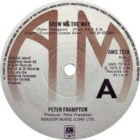 Cover Peter Frampton - Show Me The Way [Live]